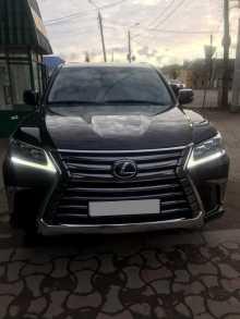 Тула Lexus LX450d 2017