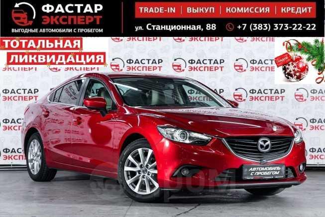 Mazda Mazda6, 2014 год, 899 000 руб.