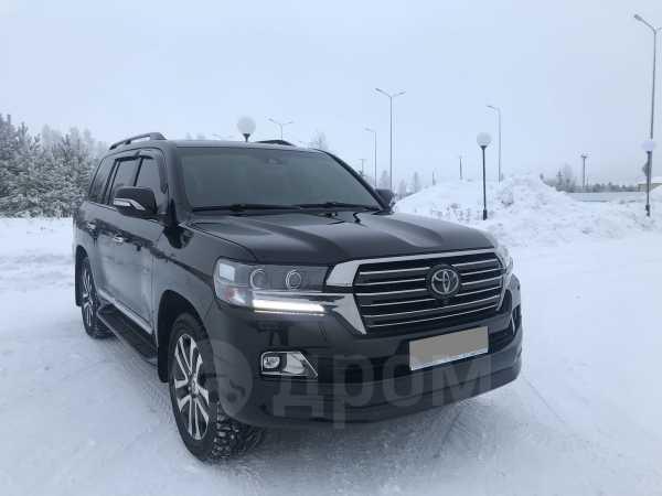 Toyota Land Cruiser, 2018 год, 4 650 000 руб.