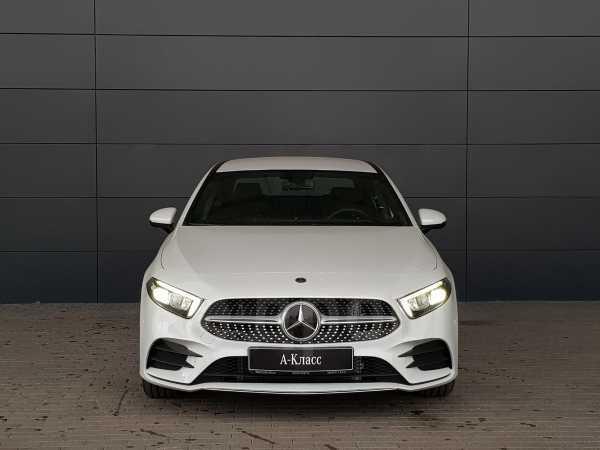 Mercedes-Benz A-Class, 2019 год, 2 163 879 руб.