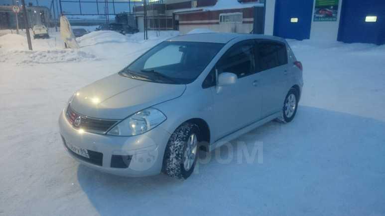 Nissan Tiida, 2012 год, 410 000 руб.
