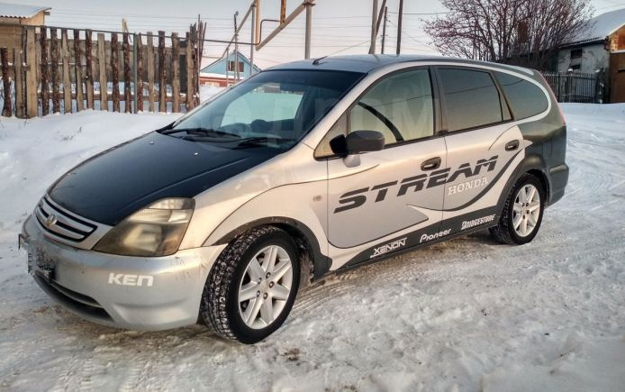 Honda Stream, 2002 год, 280 000 руб.