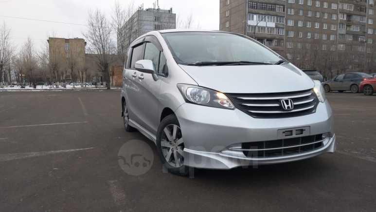 Honda Freed, 2011 год, 585 000 руб.