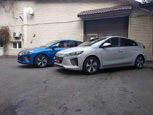 Hyundai Ioniq, 2016 год, 1 790 000 руб.