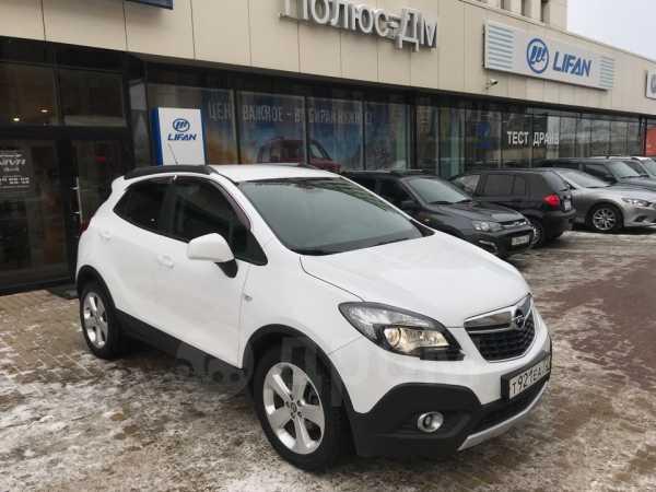 Opel Mokka, 2012 год, 695 000 руб.
