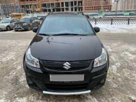 Новосибирск Suzuki SX4 2010