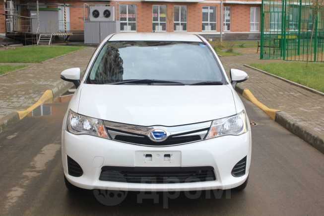 Toyota Corolla Fielder, 2014 год, 809 000 руб.