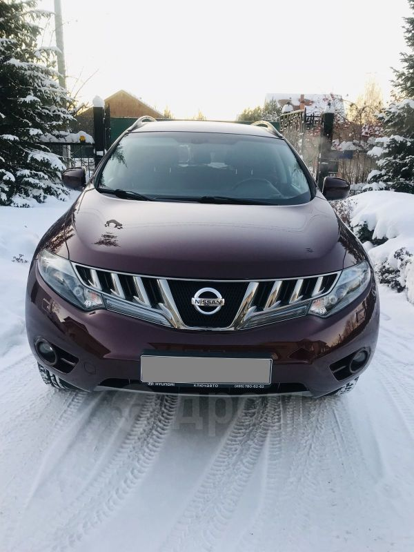 Nissan Murano, 2009 год, 830 000 руб.