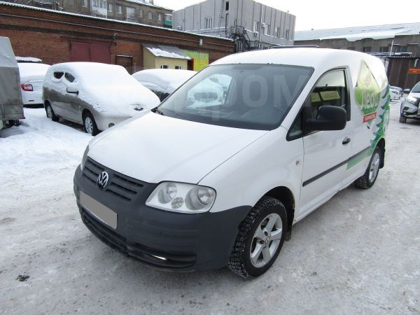 Volkswagen Caddy, 2007 год, 249 000 руб.