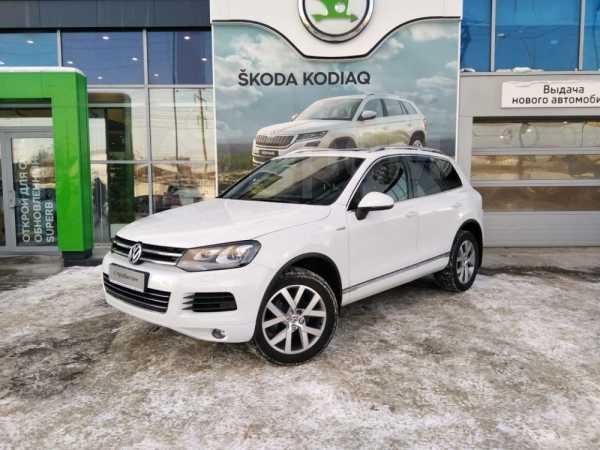 Volkswagen Touareg, 2014 год, 1 640 000 руб.