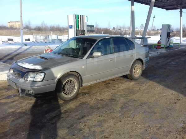 Subaru Legacy B4, 1989 год, 180 000 руб.