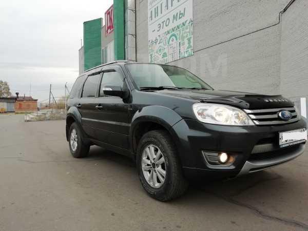 Ford Escape, 2008 год, 530 000 руб.