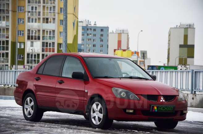 Mitsubishi Lancer, 2004 год, 175 000 руб.