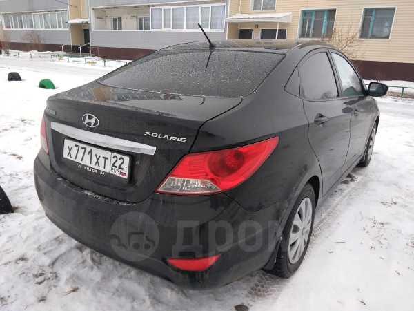 Hyundai Solaris, 2012 год, 499 000 руб.