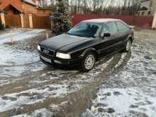 Москва Audi Coupe 1992