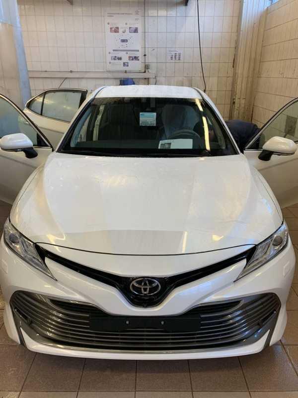 Toyota Camry, 2019 год, 2 250 000 руб.
