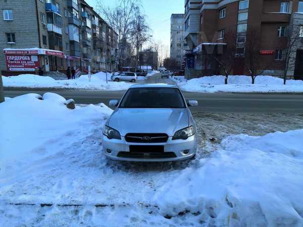 Subaru Legacy B4, 2004 год, 490 000 руб.