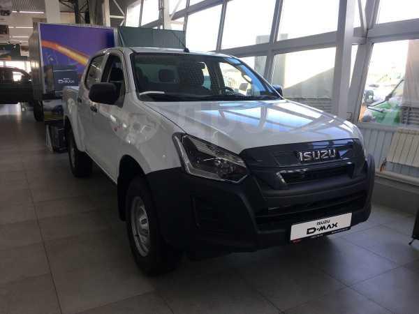 Isuzu D-MAX, 2019 год, 2 245 000 руб.