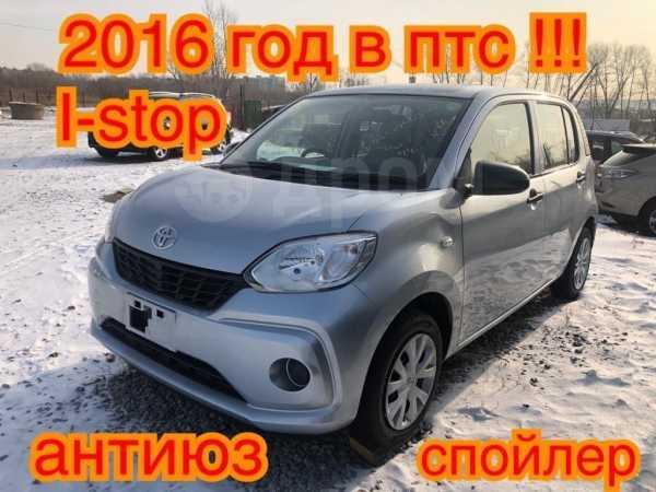 Toyota Passo, 2016 год, 455 000 руб.