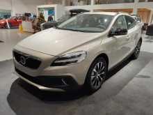 Москва Volvo V40 2019