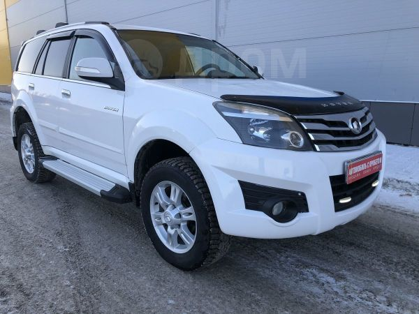 Great Wall Hover H3, 2014 год, 599 000 руб.