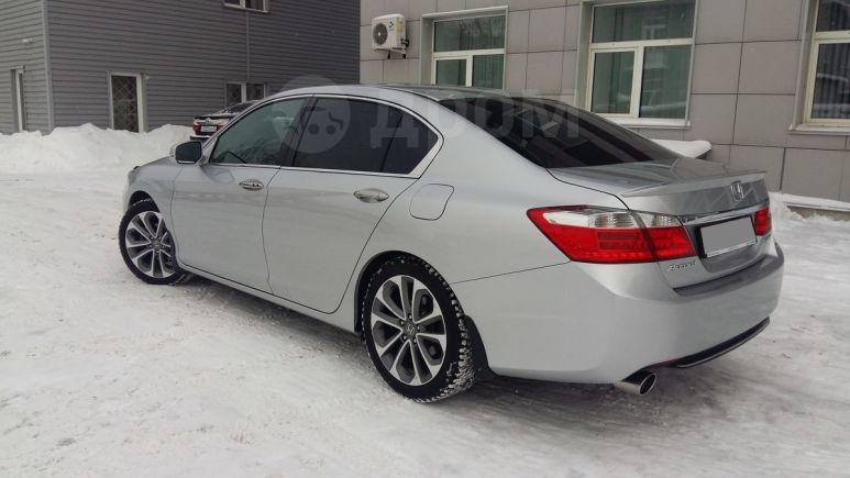 Honda Accord, 2013 год, 1 080 000 руб.