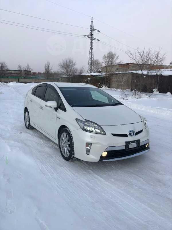Toyota Prius, 2013 год, 899 000 руб.