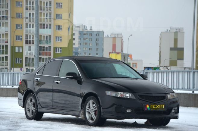Honda Accord, 2007 год, 455 000 руб.