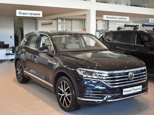 Volkswagen Touareg, 2019 год, 5 040 000 руб.