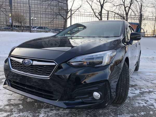 Subaru Impreza, 2018 год, 885 000 руб.