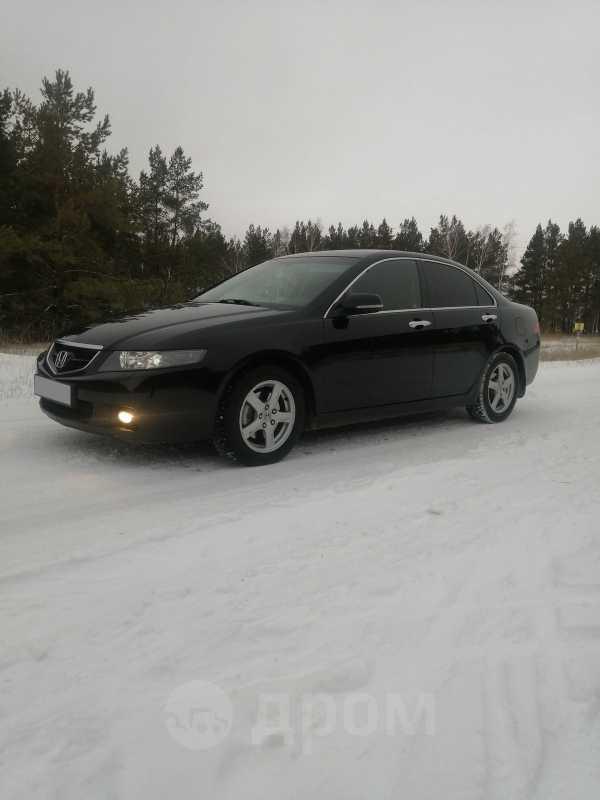 Honda Accord, 2005 год, 505 000 руб.