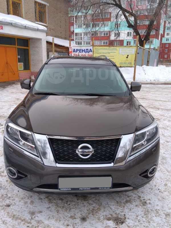Nissan Pathfinder, 2015 год, 1 288 000 руб.