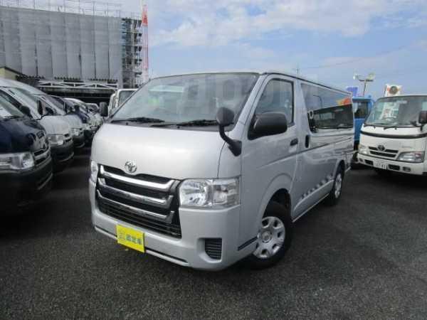 Toyota Regius Ace, 2016 год, 1 020 000 руб.