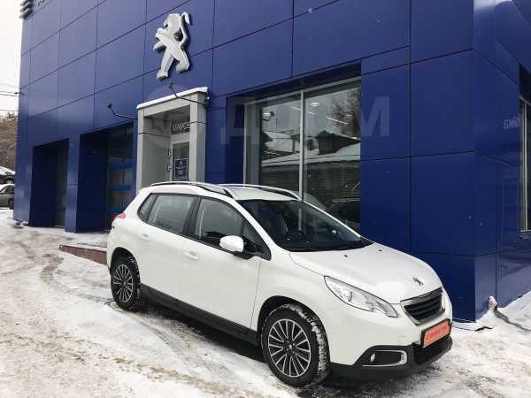 Peugeot 2008, 2016 год, 765 000 руб.
