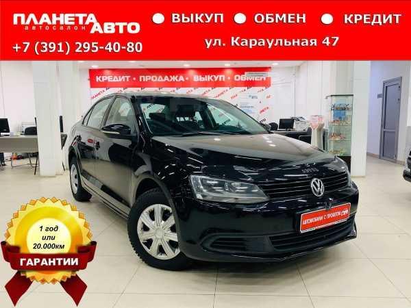 Volkswagen Jetta, 2013 год, 599 000 руб.