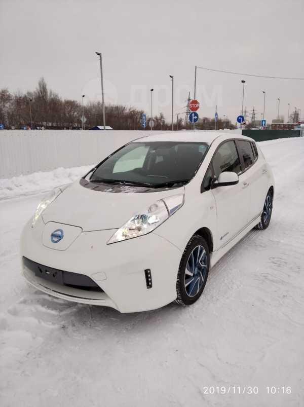 Nissan Leaf, 2014 год, 720 000 руб.