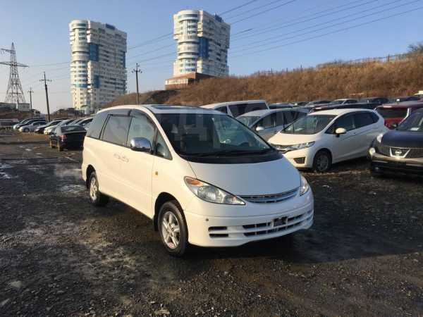 Toyota Estima, 2001 год, 249 000 руб.