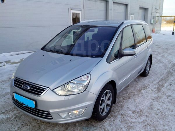 Ford Galaxy, 2013 год, 799 000 руб.