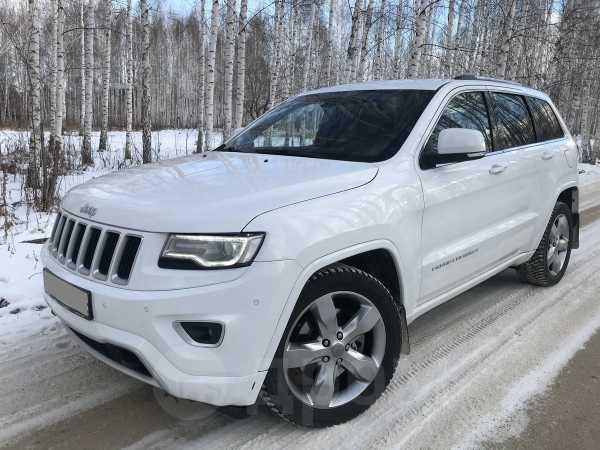 Jeep Grand Cherokee, 2013 год, 1 549 000 руб.