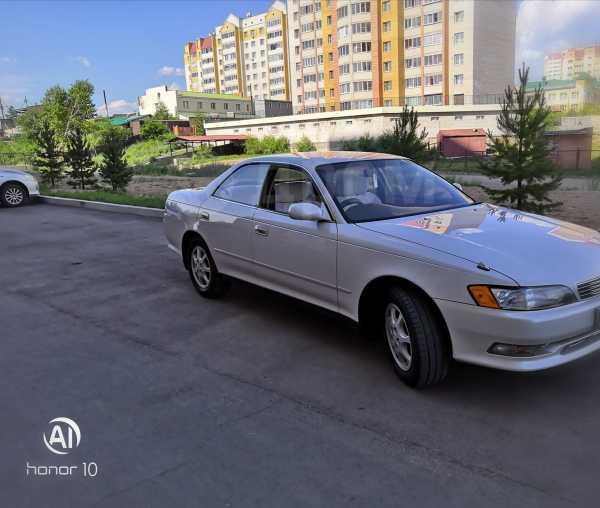 Toyota Mark II, 1994 год, 335 000 руб.