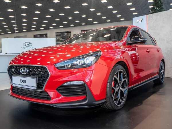 Hyundai i30, 2020 год, 2 208 400 руб.