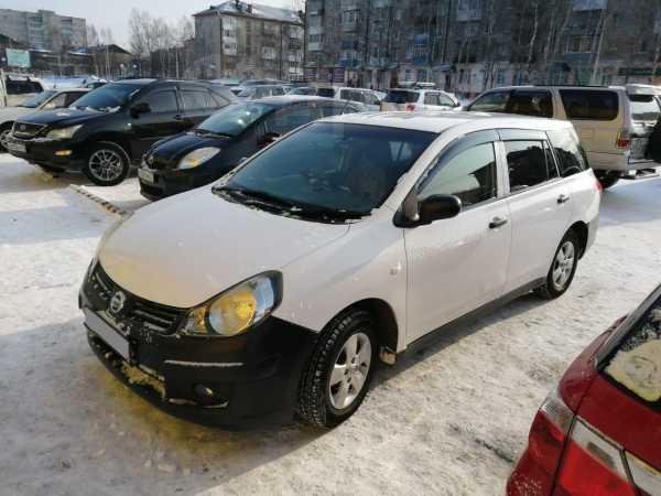 Nissan AD, 2008 год, 290 000 руб.