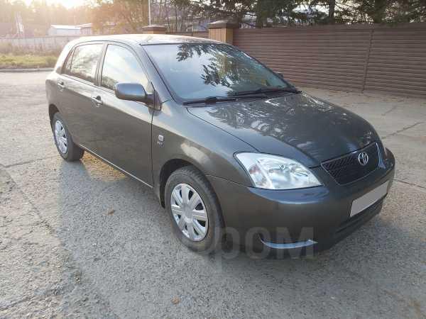 Toyota Corolla, 2003 год, 435 000 руб.