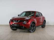 Тула Nissan Juke 2017