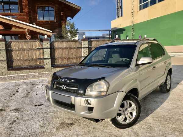 Hyundai Tucson, 2007 год, 565 000 руб.