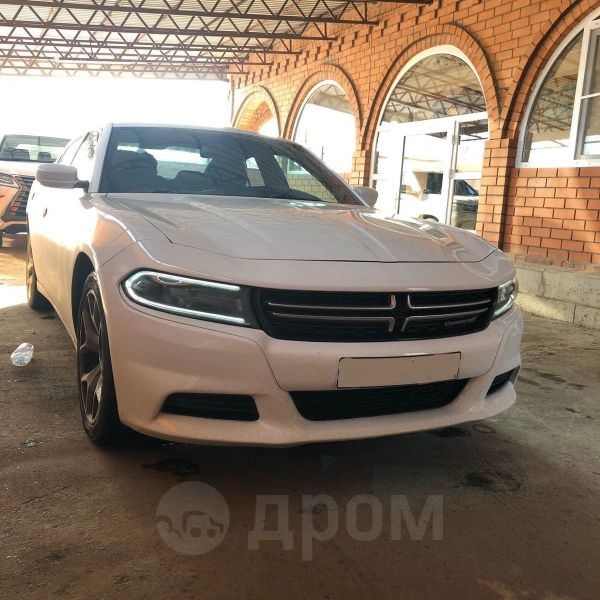 Dodge Charger, 2015 год, 1 250 000 руб.