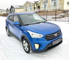 Челябинск Hyundai Creta 2016
