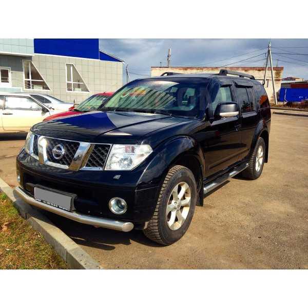 Nissan Pathfinder, 2007 год, 740 000 руб.