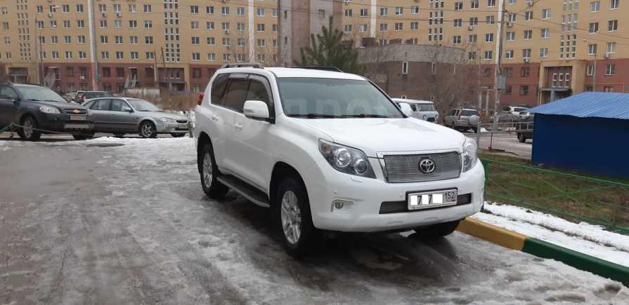 Toyota Land Cruiser Prado, 2012 год, 1 650 000 руб.