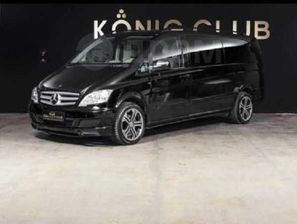 Mercedes-Benz Viano, 2011 год, 3 000 000 руб.